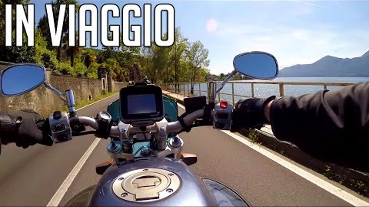 Un viaggio in moto tra il Lago di Como e il Lago Maggiore
