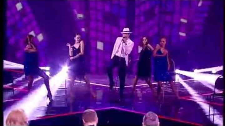"""Евгений Выблов. """"You can leave your hat on"""". X Factor Казахстан.1 концерт.10 серия.5 сезон."""