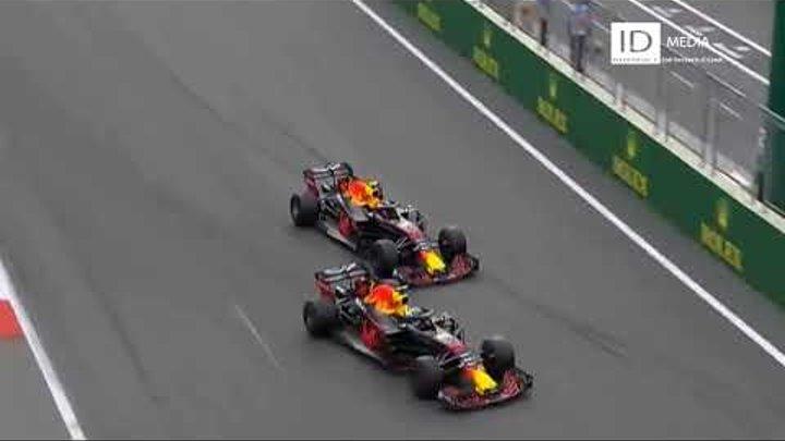 F1 AZERBAIJAN GRAND PRIX HIGHLIGHTS 2018