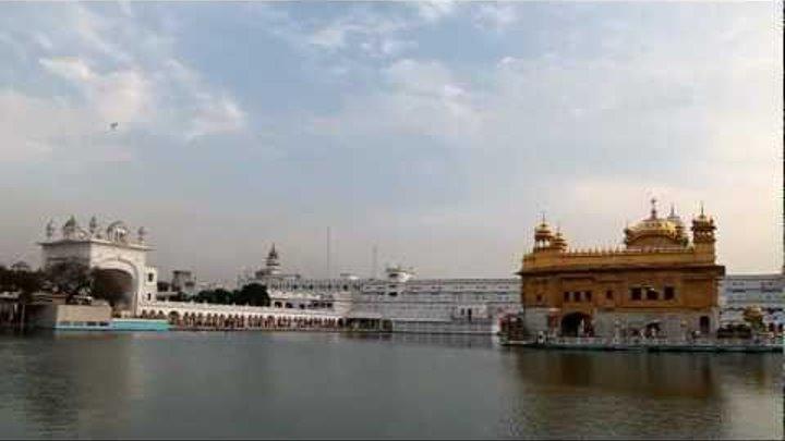 Золотой Храм в Амритсаре, Индия