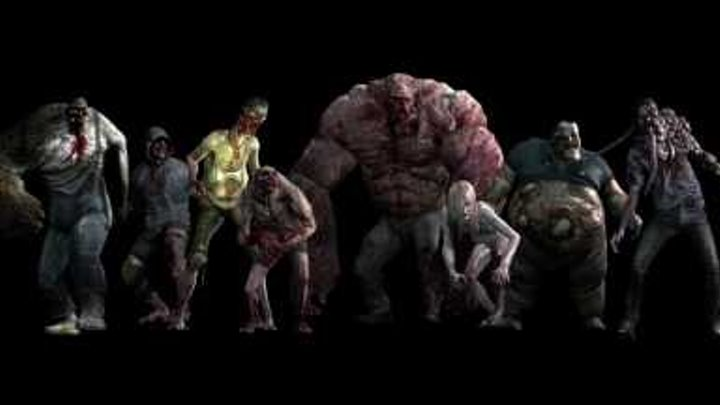 Left 4 Dead 2 Special Infected info