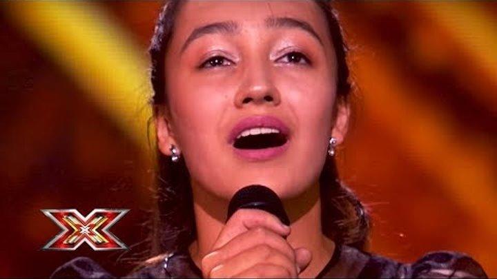 Дльнура Биржанова. X Factor Kazakhstan. Сезон 7. Эпизод 8.