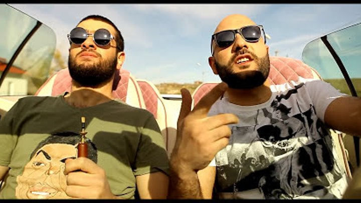 NAREK METS HAYQ feat. HAYK - QEF ARA (Official Music Video 2016)