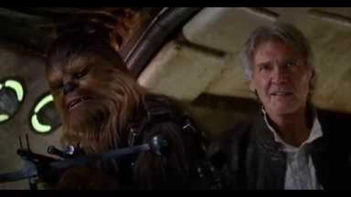 """Звёздные войны. Эпизод 7: Пробуждение Силы / """"Star Wars: Episode VII (2015) [Русский трейлер]"""
