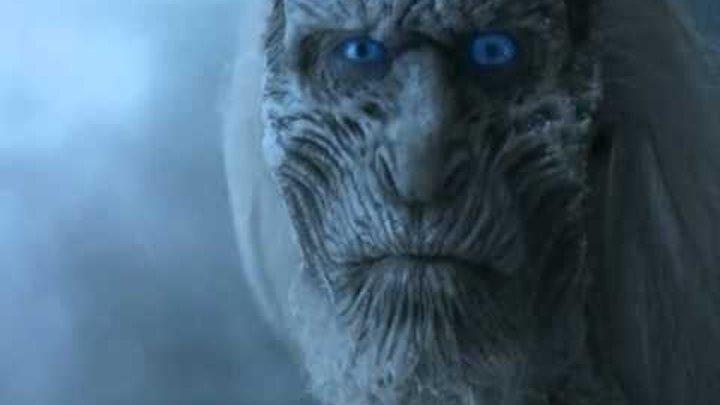 Белые ходоки Момент наводящий ужас Игры престолов 2 сезон отрывок
