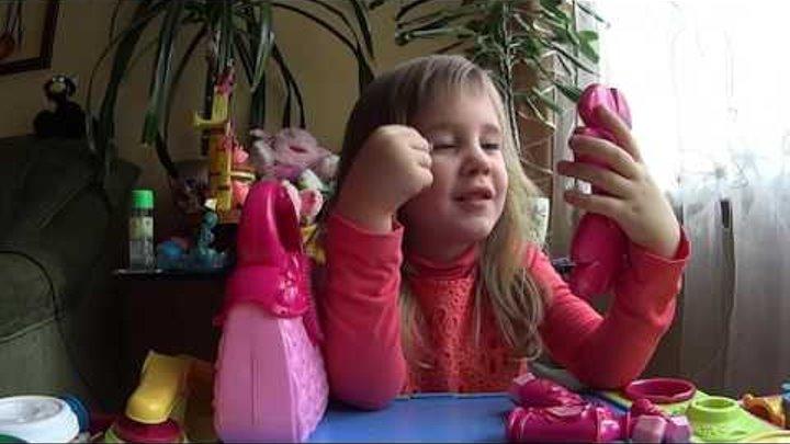 Kinder Surprise Maxi:My little pony & Детская косметичка Princesse