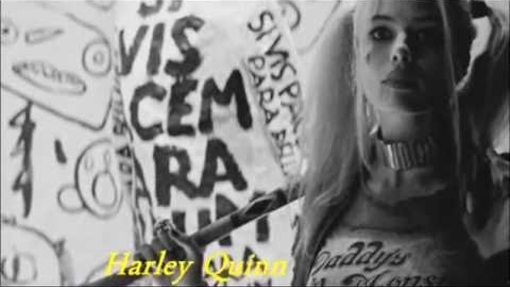 HARLEY QUINN~PRETTY LITTLE PSYCHO