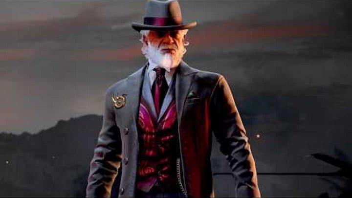 """Официальный ролик Call of Duty®: Black Ops 4 - Шедоумен в режиме """"Затмение"""" [RU]"""
