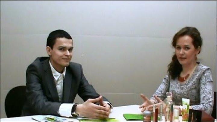 Интервью Виталия Хузина с Анной Захаровой. Молодежь в Сетевом Бизнесе. Свобода и Путешествия!