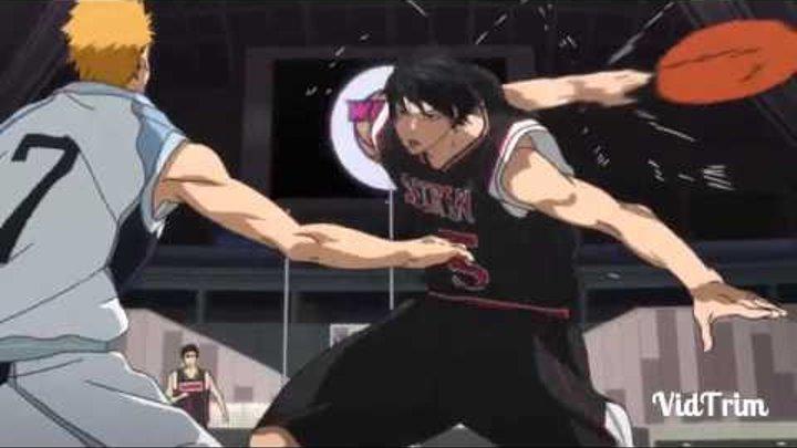 Баскетбол куроко 3 сезон 23 серия
