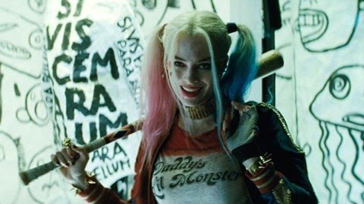 Отряд Самоубийц (2016) | Официальный Comic-Con Саундтрек Ремикс - Марго Робби, Джаред Лето