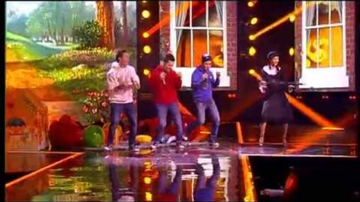 """Группа """"Z"""". X Factor Казахстан. 7 концерт. 16 серия. 5 сезон."""