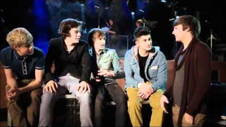 One Direction on Tour - The Pokémon Diaries Episodes, 1 2 3 4