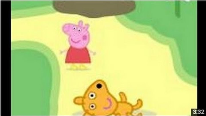 Свинка пеппа на русском Игра ЛабиринтSvinka Peppa Peppa Pig лунтик новые серии 2014 игра 34 HD