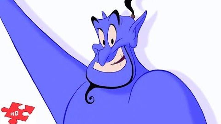 АЛЛАДИН / Смешные моменты / мультфильм, 1992 трейлер