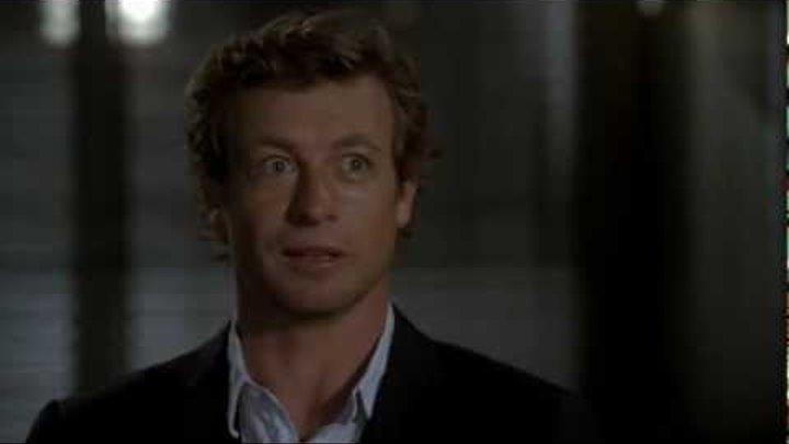 Менталист 4 сезон 9 серия. Патрик Джейн отрывок с призраком.