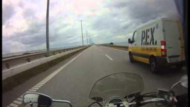 Мост Швеция-Дания