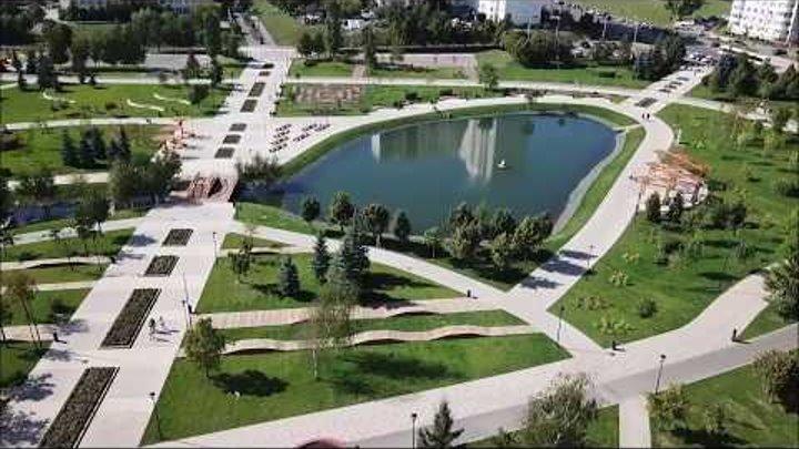 Новый Парк в районе Южное Бутово в Москве