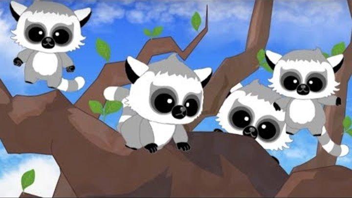 Юху и его друзья – Тайна Баобаба - сезон 1 серия 3 – обучающий мультфильм для детей