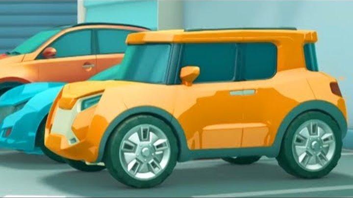 Тоботы - Сезон 2 Серия 13 Мультфильм про машинки трансформеры Новые серии 2018