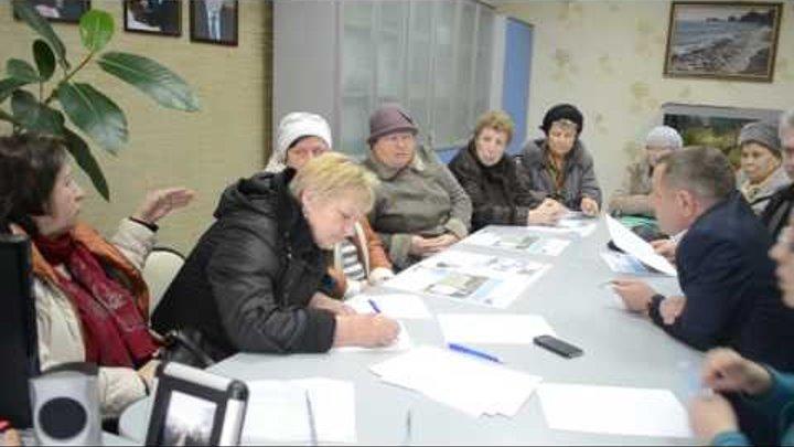 Алексей Бекетов проводит выездной приём населения г. Курска 31.03.2017