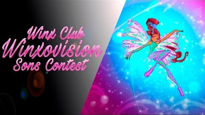 Winx Club: Winxovision 2016. Sirenix Power - Semi final#1