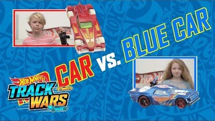 🏁 ВОЙНА ТРАСС 🏁 Hot Wheels: #машинки устраивают #гонки! Хот Вилс игры! Видео для мальчиков!
