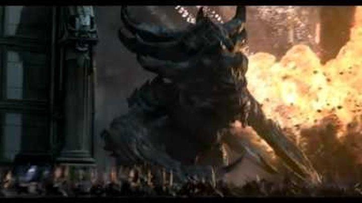Вступительный видео ролик StarCraft 2: Heart of the Swarm