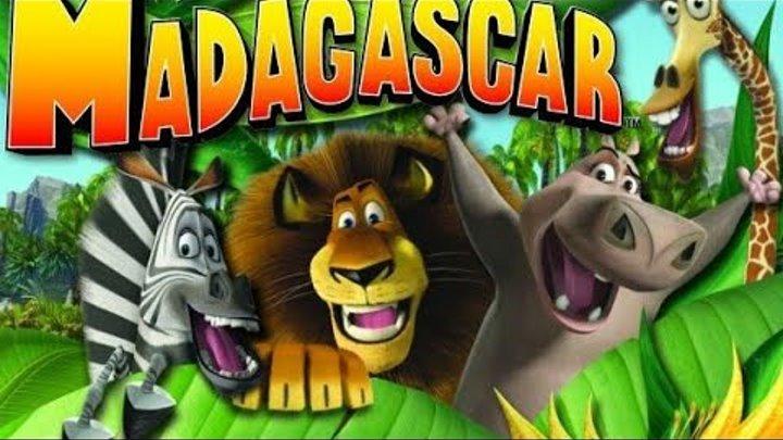 Мадагаскар. Прохождение 5 --Загадочные джунгли.