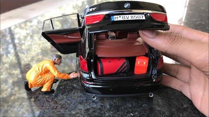 Diecast Unboxing-2012 BMW 5 Series Gran Turismo GT 1/18 Diecast BMW Merchandise