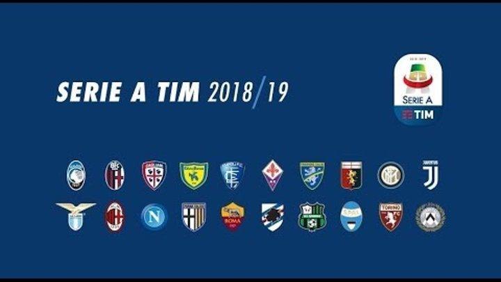 Футбол. Чемпионат Италии. Серия А. 2018/2019. 32 тур. Результаты ,Турнирная таблица ,Расписание.