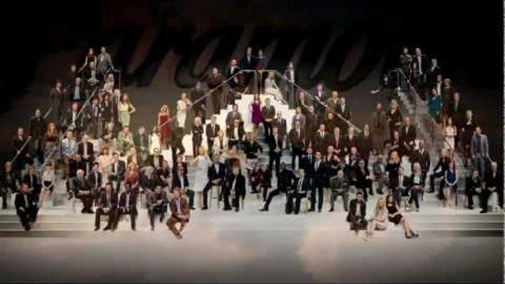 116 голливудских звезд кино на одной фотосессии