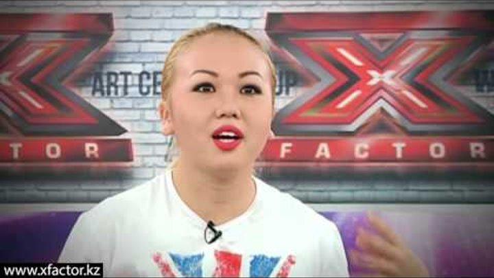 Роза Саметова. X Factor Казахстан. Учебный Центр. 7 серия. 6 сезон.