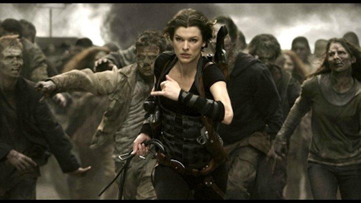 Обитель зла Последняя глава ( Resident Evil The Final Chapter ) трейлер Смотреть онлайн в HD