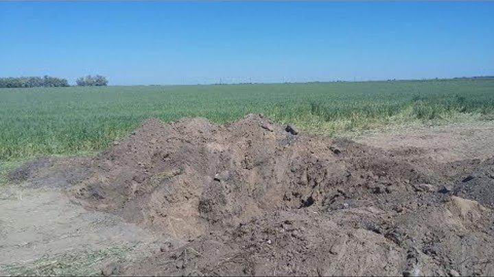 Крушение Ми-2. Первое видео с места катастрофы