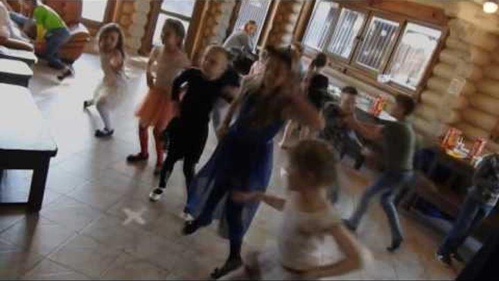 Детский праздник в Теплой беседке (база отдыха Барвиха, Барнаул)