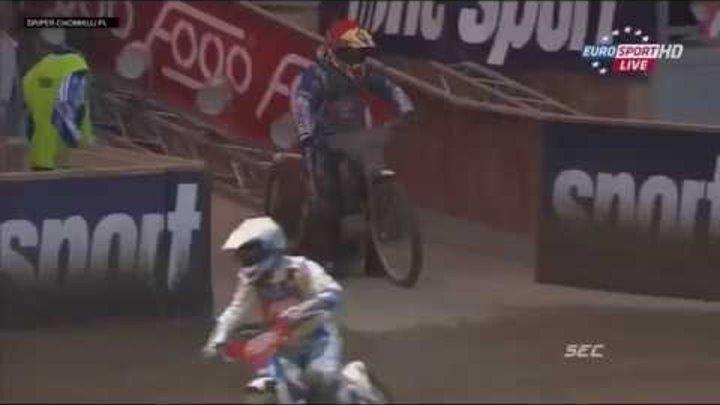 20.07.2014г. Togliatti SEC Round 2 Eurosport HD 9 heat