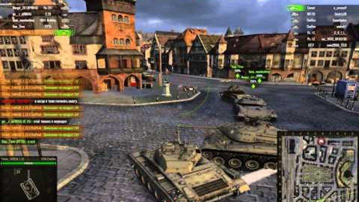 World of Tanks - Голодные игры - Сезон 1 - И побеждает Gop_Time