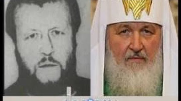 Патриарх КИРИЛЛ и ЯПОНЧИК это одно лицо?