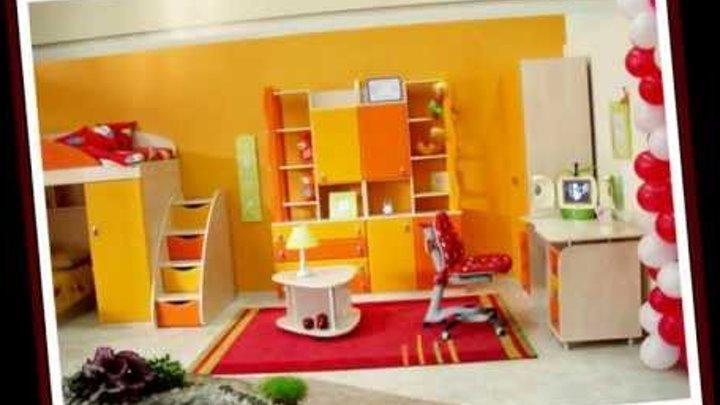 Красивые детские комнаты (фото интерьеров) www.arh-interier.ru