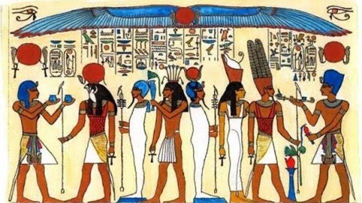 Боги древнего Египта. The Gods of ancient Egypt
