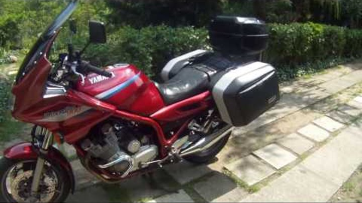 Yamaha XJ900S/P Diversion