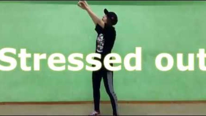 Stressed Out - twenty one pilots / Eunho Kim Choreography ( cover on song Radio Tapok)