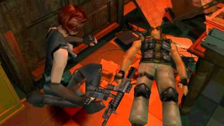 Resident Evil 3: Nemesis 2ое Прохождение - Part 1