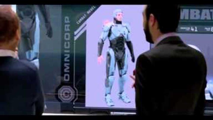 Робокоп / RoboCop 2014 | дублированный трейлер на русском HD 1080p