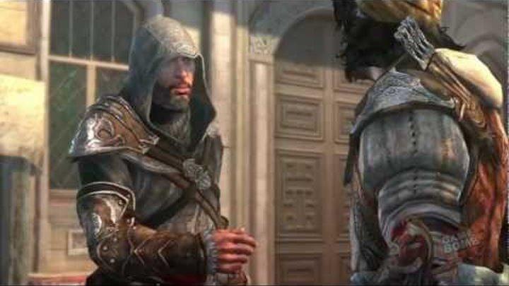 Assassin's Creed Revelations — Крафтинг бомб (HD) на русском