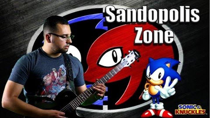 Sandopolis Zone - Sonic And Knuckles (Sonic 25th Anniversary Album)