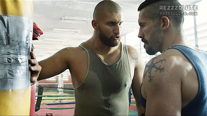 Boyka in gym - Undisputed IV