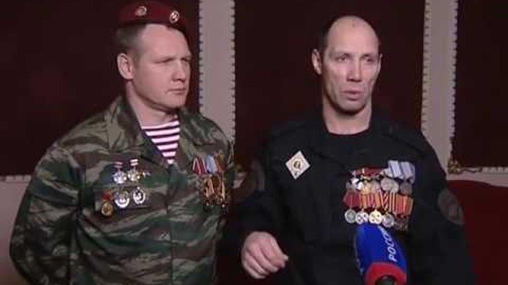 """Первая чеченская война. """"За други своя"""" Грозный, март 1996 год"""
