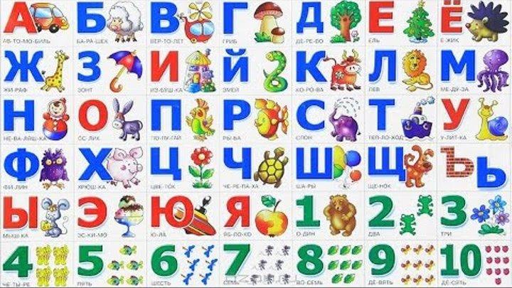 ♕ Алфавит для малышей Развивающее видео для детей Буквы Princess Diana Принцесса Диана